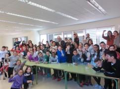 Taller de Sensibilización Educativa CEIP Sant Antoni