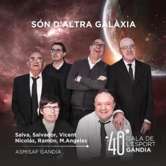 NOMINACIÓN EQUIPO DE PETANCA EN LA GALA DE L'ESPORT DE GANDIA