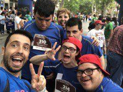 Carrera Popular por la inclusión en Xátiva